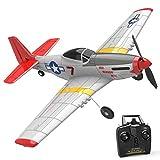 IT IF IT RC Ferngesteuertes Flugzeug, 400mm Spannweite 2.4G 4CH RC-Flugzeug Mit Xpilot-Stabilisierungssystem und RTF für Anfänger Kinder Outdoor