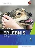 Erlebnis Biologie - Allgemeine Ausgabe 2019: Schülerband 1