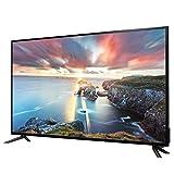 yankai Fernseher 4K Ultra LED HD TV,32/42/50 Zoll,60 Hz Bildwiederholfrequenz,Integriertes WLAN,Handyprojektion,Mit Wandhalterung und Sockel