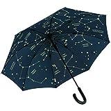 iX-brella Regenschirm Astro Sternenhimmel - Stockschirm Automatik