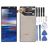 RUNNA LCD-Bildschirm und Digitizer Full Assembly for Sony Xperia 10 Plus (Schwarz) Dauerhaft (Color : Black)