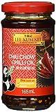 Lee Kum Kee Chili Öl Chiu Chow (aus China, pikant, sehr scharf, ohne Konservierungsstoffe, ohne Farbstoffe, vegan) 1er Pack (1 x 165 ml)