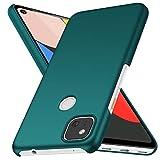 Avalri Google Pixel 4A Hülle, Ultradünne Handyhülle Hardcase aus PC Stoß- und Kratzfest Kompatibel mit Google Pixel 4A (Not Compatible for Google Pixel 4A 5G)(Grün)