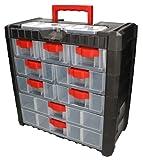 KOTARBAU® Kleinteilemagazin 3K4M2G Werkzeugkasten für Werkstatt