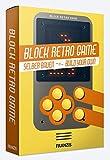 FRANZIS Block Retro Game | Der Computerspiel-Klassiker als Bausatz | ab 14 J