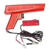 HSTYAIG Zündlichtpistole Stroboskoplampe - 12 Volt, mit Robusten Krokodilklemmen - Zündzeitpunktpistole, Zündeinstellampe, Blitzpistole, Zündlicht Pistole