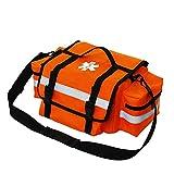 NACHEN Professionelles Erste-Hilfe-Set Notfalltasche für Heimauto oder Arbeitsnotfall für Camping-Jagd-Outdoor-Wandern-Überleben (nur leeres Paket)