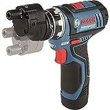 Bosch Professional FlexiClick Exzenteraufsatz GFA 12-E (kompatibel mit GSR 12V-15 FC, im Karton)
