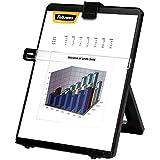Fellowes Konzepthalter Workstation, höhenverstellbares Zeilenlineal, Vorlagenhalter für bis zu 125 Blatt A4