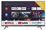 RCA RS32F3-UK Android TV (32 Zoll Full HD Smart TV mit Google Assistant), Chromecast integriert, HDMI, USB, WLAN, Bluetooth