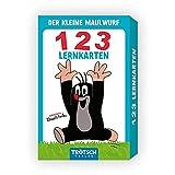 Trötsch Der kleine Maulwurf Kartenset 123 Lernkarten: Übungskarten Lernspiel Vorschule Grundschule