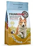 Faunakram Premium getreidefreies Hundetrockenfutter - Hundetrockenfutter mit Geflügel für ausgewachsene Hunde Aller Rassen, 1 x 12 kg (Geflugel, 12 kg)