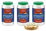 VITAIDEAL ® Astragalus-Wurzel (Astragalus membranaceus, Tragant-Wurzel) 3x360 Kapseln je 600mg, aus rein natürlichen Kräutern, ohne Zusatzstoffe von NEZ-Diskounter