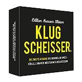 Kylskapspoesi 43011 - Klugscheisser 2 Black Edition – Edition krasses Wissen