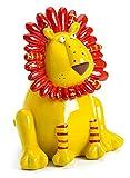 Mousehouse - Kinder Spardose - Löwen-Design - Geschenk für Jungen & Mädchen