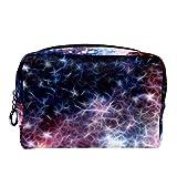 TIZORAX The Carina Nebula In Infrarot-Licht Make-up-Tasche Kulturtasche für Frauen Hautpflege Kosmetik Handy Tasche Reißverschluss H