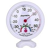Thermometer-Skala Grill Thermometer Feuchtigkeit Im Für Die Messung Der Temperatur