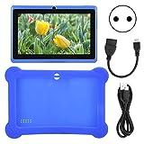 banapoy Tablets für Kinder, Computerausrüstung Lerntabletten APP Vorinstallierte High Definition 7in 1+8G Speicher für Camping für die Reiseschule(Transl)
