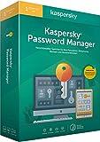 Kaspersky Password Manager | 1 Benutzerkonto | 1 Jahr | PC/Mac | Aktivierungscode in Standardverpackung