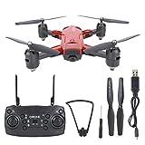 Präzise Lage RC Quadcopter RC Drohne für Anfänger und Kinder Geschenk(5 Million (1080P) Wide-Angle Camera)