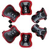 VusiElag Sport-Schutz-Set für Kinder Schutzknieschützer Set für Roller Skating Radfahren 1Set