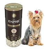 Empire Erwachsene Hunde Trockenfutter - 340g - Hundefutter Trocken Getreidefrei - Kleine Rassen - 50% Frisches Wildfleisch und Wildschweinleber - Hypoallergen - Glutenfrei - 100% Natürlich