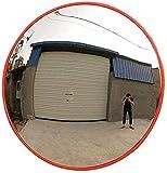 PXY Sichtfeld Erweitern Konvexer Sicherheitsspiegel Verkehrsspiegel Weitwinkelobjektiv Unterirdischer Garagenspiegel Sphärischer Spiegel Innenraum Anti-Diebstahl Konvexer Spiegel Straßenverkehrsecksp