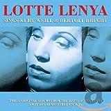 Sings Kurt Weill & Bertolt B