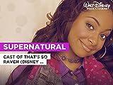 Supernatural im Stil von Cast of That's So Raven (Disney Original)
