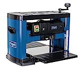 Scheppach Dickenhobelmaschine PLM1800 (1500 Watt, 2 Hobelmesser, Drehzahl Hobelwelle 8500 min-1, Durchlasshöhe/-breite: 152 mm / 330 mm, Spanabnahme max.: 2,8 mm)