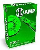1X-AMP – Audioplayer (2021er Version) Virtuelle Stereoanlage, Virtuelle Hifianlage, Jukebox und Audio Player Windows