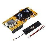 MakerHawk ESP8266 DSTIKE WiFi Deauther 1.3inch OLED Display V2.0.5 Software Onboard und 2dB Antenne, Schutz kurz, Überladung, Überentladung und Temp