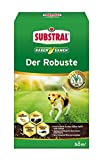 Substral Rasensamen Der Robuste, Sport- und Spielrasen, Einzigartige Strapazierrasen-Mischung, 1 kg für 50 m²