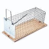 SWISSINNO 1 585 001W Rattenkäfig 1 Stück