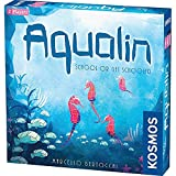 Thames & Kosmos, Kosmos Spiele 691554 - Aqualin 2 Spieler Strategiespiel ab 10 Jahren