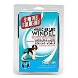 Simple Solution Hunde Windeln waschbar M