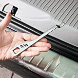 mixcover 040 Parts Extra Langer Frischluft Heckklappen Aufsteller 20 cm für VW T6, T5, T4 California Beach, Golf und viele mehr.