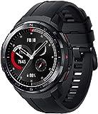 HONOR Watch GS Pro Smartwatch für Männer Bluetooth-Anrufe (Annehmen, Ablehnen, Auflegen Eines Anrufs), SpO2-Monitor, Herzfrequenzmesser, Skimodus, Schwarz