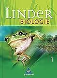 LINDER Biologie SI - Allgemeine Ausgabe: Schülerband 1