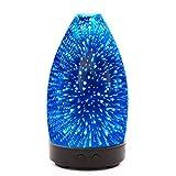 OWEM Tischlampe Mode Kreative Schreibtischlampe Ultraschall Aromatherapie Lampe Luftreiniger Luftbefeuchter Einfach Zu Bedienen Verwendet Für Wohnzimmer Schlafzimmer Büro Balk