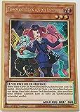 TCG Fremdenführerin aus der Unterwelt (alternativ Art) MAGO-DE007 Premium Gold Rare Yugioh 1.Auflage Deutsch gamersheavenDe
