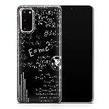 Schutzhülle für Samsung Galaxy S21, Design 2, A43, Schwarz