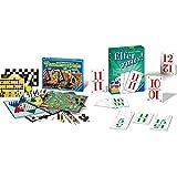 Ravensburger 01315 - Ravensburger Familienspiele - Spielesammlung für die ganze Familie & Elfer Raus Kartenspiel, Gesellschaftsspiel 2 - 6 Spieler, Spiel ab 7 Jahren für Kinder und Erwachsene