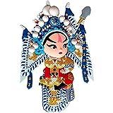 Hclars Cartoon Peking Operate Kühlschrank, Gebraucht für Kühlschrank, Küche, Schließfach, Chinesische HeimmagnetDekoration