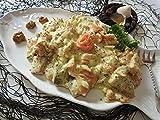 Klaassen Räuchersalat Wikinger, Räucherlachs, edler Matjes in hausgemachter Soße, 250g