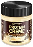 IronMaxx Protein Creme Low Carb Brotaufstrich, Geschmack White Chocolate, 250 g (1er Pack)