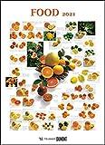 FOOD 2021 – Lebensmittel-Warenkunde – Küchen-Kalender von DUMONT– Poster-Format 49,5 x 68,5