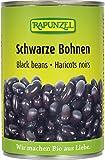 Rapunzel Bio Schwarze Bohnen in der Dose (6 x 400 gr)