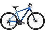 BULLS Wildcross 28 Zoll Herrenfahrrad Crossrad 2021, Farbe:blau, Rahmenhöhe:61 cm