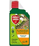 PROTECT GARDEN Turboclean Unkrautfrei (ehem. Bayer Garten), Unkrautvernichter gegen hartnäckige Unkräuter wie Giersch und Ackerschachtelhalm, 1 Liter